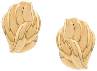Susan Caplan Vintage '1980s Monet clip-on earrings