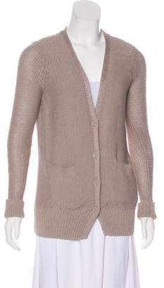 Alexander Wang Medium-Weight Knit Cardigan