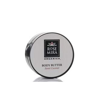 Butter Shoes Rosemira Organics - Sweet Coconut Body