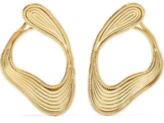 Fernando Jorge - Stream Lines 18-karat Gold Earrings