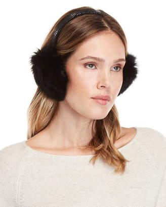 Dena Real Fur Earmuff