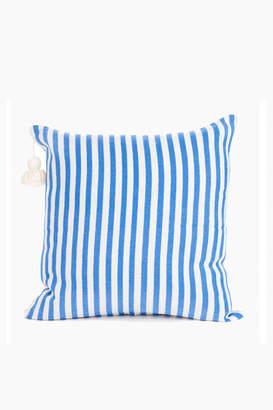 Abanja Blue Minza Pillow Case