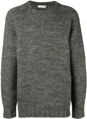 Etro oversized knit jumper