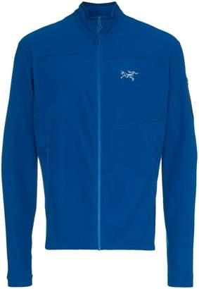 Arc'teryx Delta zipped jacket