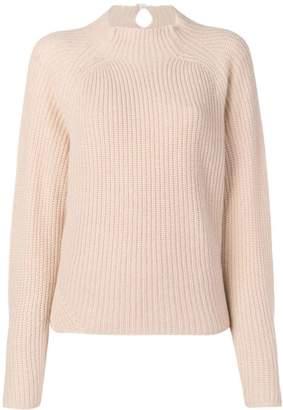 Forte Forte cashmere ribbed knit jumper