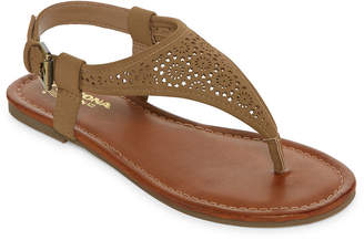 Arizona Sutton Womens Flat Sandals