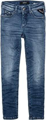 Replay Girl's Sg9208.067.661 808 Jeans,(Manufacturer Size: 10A)