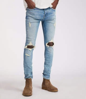 AllSaints Ichnaw Cigarette Skinny Jeans