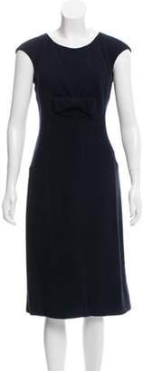 Chanel Terrycloth Sheath Dress Terrycloth Sheath Dress