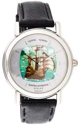 Ulysse Nardin Santa Catarina Watch