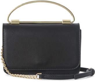 BCBGeneration Coco Faux Leather Mini Crossbody