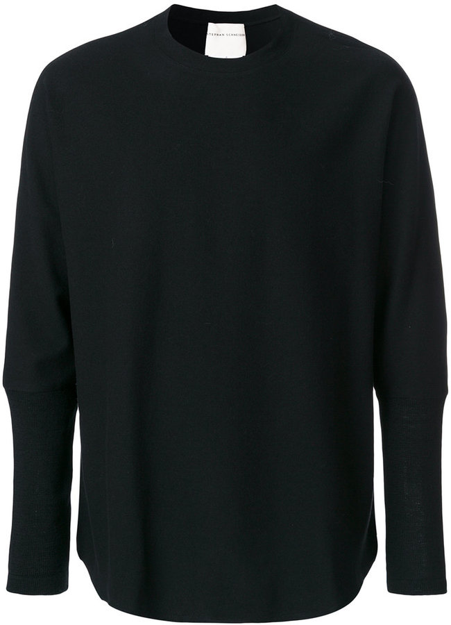Stephan Schneider long cuff sweater