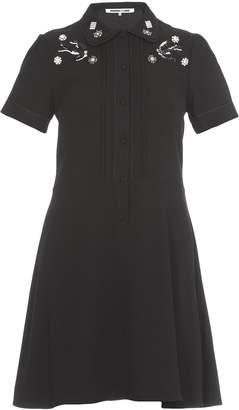 McQ Plain Color Dress