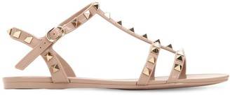 Valentino 10mm Rockstud Pvc Sandals