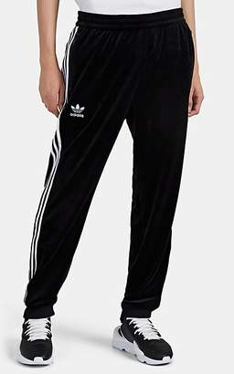 "adidas Men's ""Have A Good Time"" Velour Track Pants - Black"