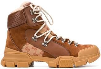 Gucci Flashtrek boots