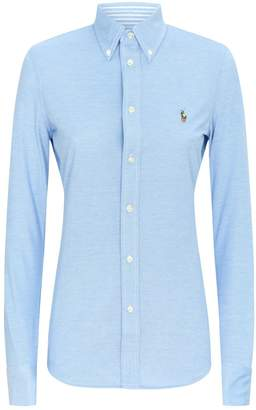 Polo Ralph Lauren Heidi Knit Oxford Shirt