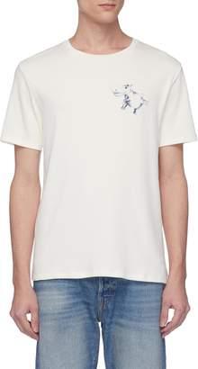 Acne Studios Hippo graphic print T-shirt