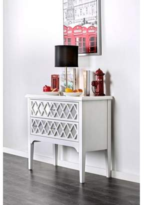 Generic Furniture of America Jennia Contemporary Entryway Table, Multiple Colors