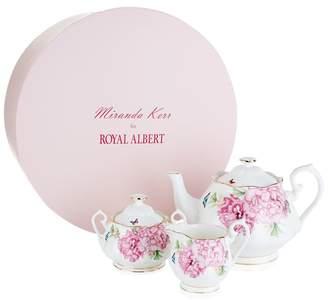 Royal Albert Miranda Kerr For Friendship Teapot Set
