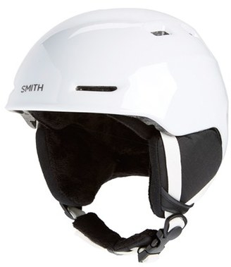 Junior Women's Smith 'Zoom Jr.' Snow Helmet - White $60 thestylecure.com