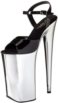 Pleaser USA Women's Beyond-009/B/SCH Platform Sandal
