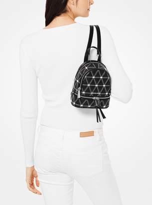MICHAEL Michael Kors Rhea Mini Quilted Leather Backpack 892050958e