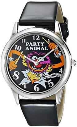 Disney Muppets Women's MU1007 Animal Dial Strap Watch