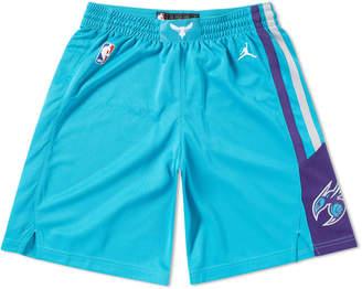 Nike Charlotte Hornets Swingman Road Short