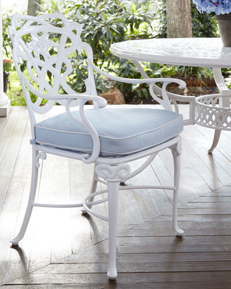 DAY Birger et Mikkelsen Brown Jordan Lily Outdoor Dining Armchair