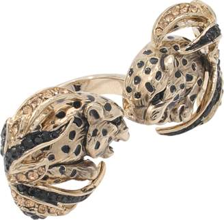 Roberto Cavalli Double Jaguar ring