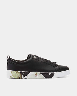 Ted Baker ROULLY Printed sole tennis trainer