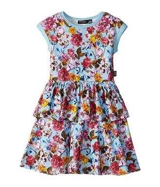 Rock Your Baby Nothing But Flowers Sadie Dress (Toddler/Little Kids/Big Kids)