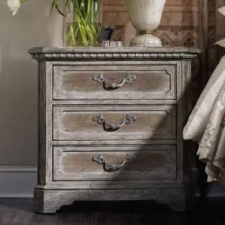 Hooker Furniture True Vintage 3 Drawer Bachelor's Chest