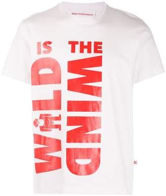Walter Van Beirendonck Wild is The Wind T-shirt