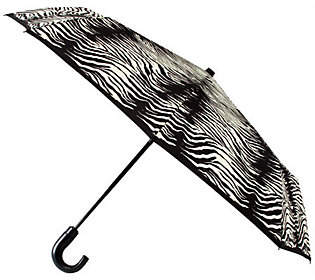 Leighton Kensington Umbrella with Natural WoodHandle