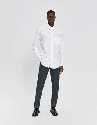 Thom Browne Elastic Stripe Skinny Trouser