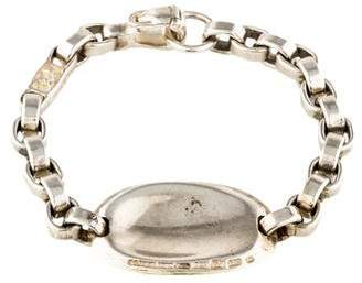 Kieselstein-Cord Two-Tone Link Bracelet