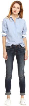 Joe Fresh Women's Distressed Classic Slim Jean