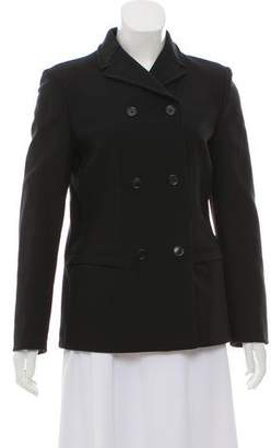 Prada Double-Breasted Long Sleeve Jacket w/ Tags