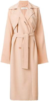 Nina Ricci oversized double-breasted coat