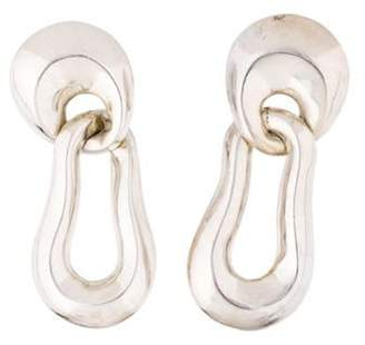 Angela Cummings Vintage Doorknocker Clip-On Earrings silver Angela Cummings Vintage Doorknocker Clip-On Earrings