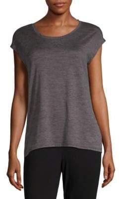 Gaiam Athena Cap-Sleeve Top