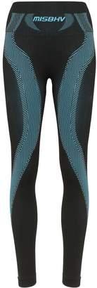 Misbhv knit sports leggings