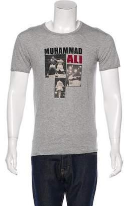 Dolce & Gabbana Muhammad Ali Graphic T-Shirt
