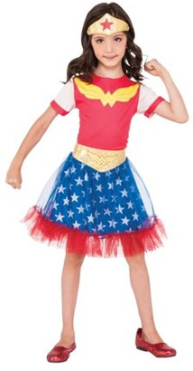 DC Super Hero Girls Wonder Woman Skirt
