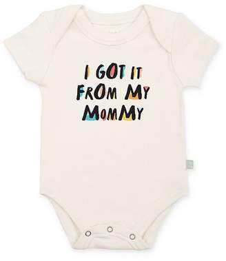Finn & Emma Unisex I Got It From My Mommy Bodysuit - Baby