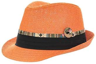 The Hatter Company Aztec Ribbon Fedora
