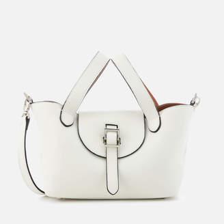 Meli-Melo Women's Thela Mini Tote Bag - White/Tan