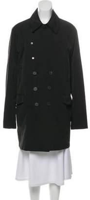 Tumi Nylon Trench Coat